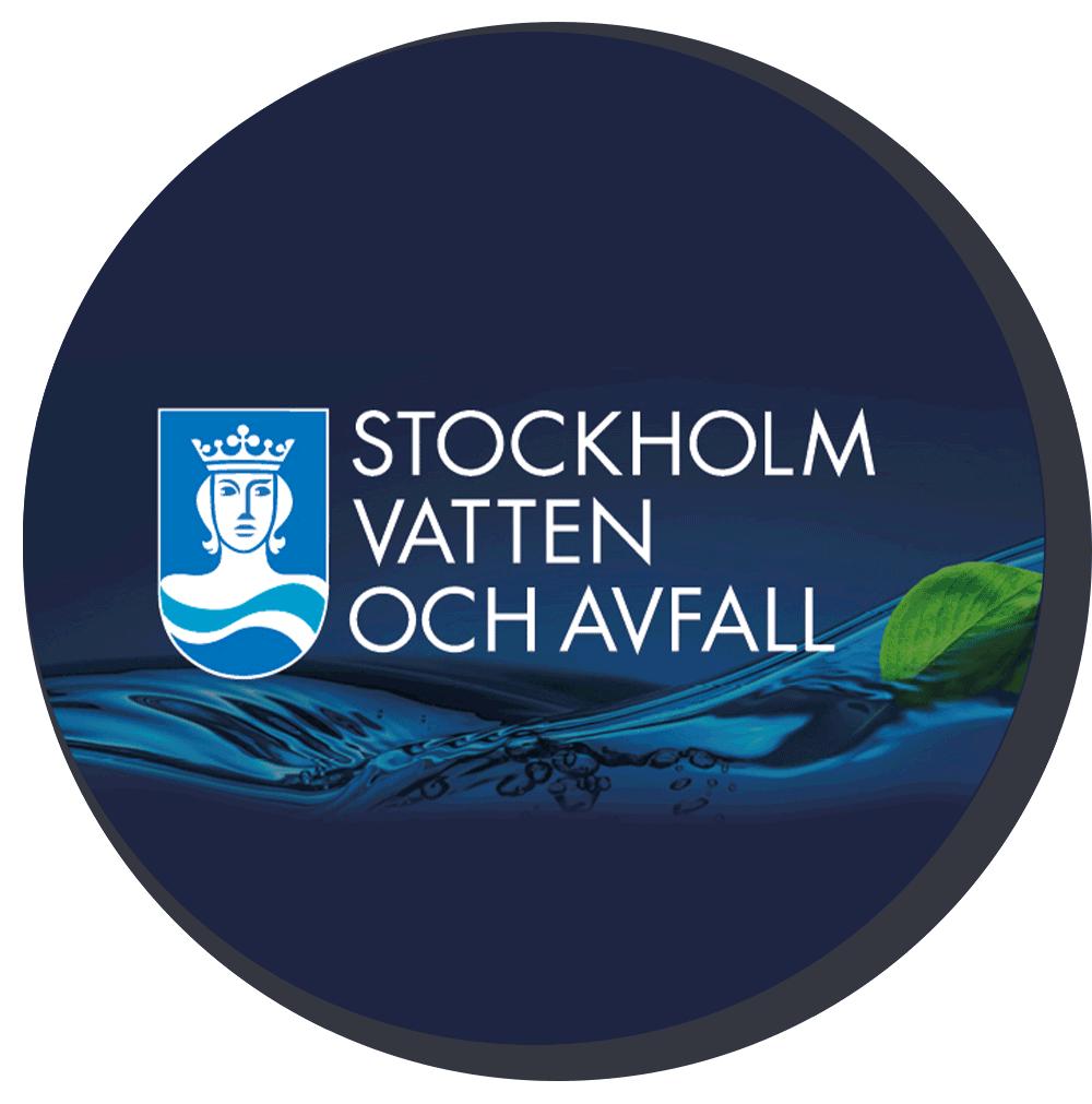 Stockholm vatten och avfalla, kunder, referenser HoneyBi